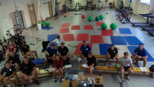 strength and conditioning cpd