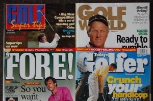 Bob Wood golf magazine articles