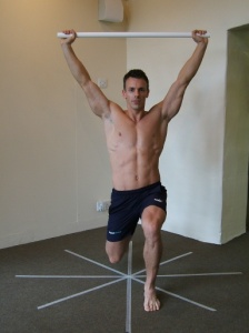 overhead lunge screening test