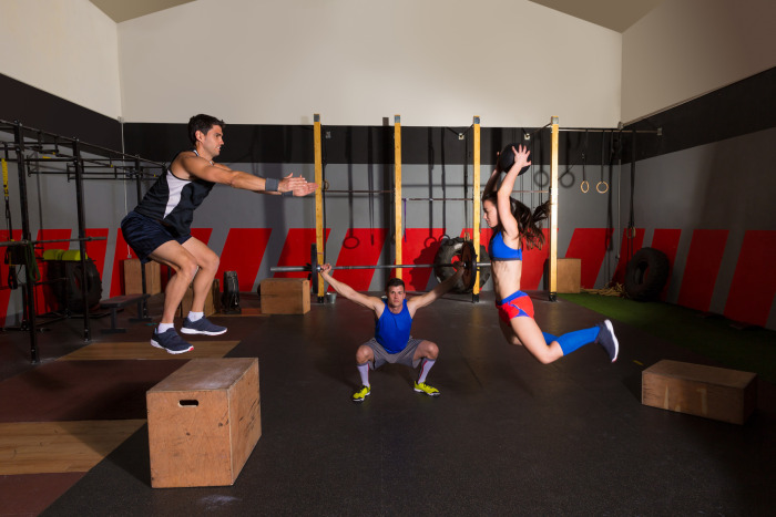 Functional training resource workout exercise