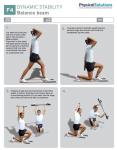 Golf exercise resource