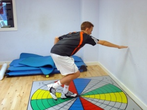 youth athlete balance training