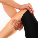 Knee therapy rehabilitation