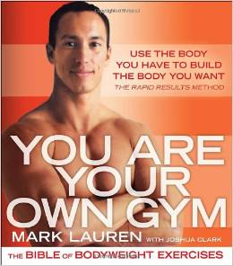 review of you are your own gym by bob wood