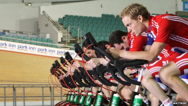 Wattbike testing at physical solutions