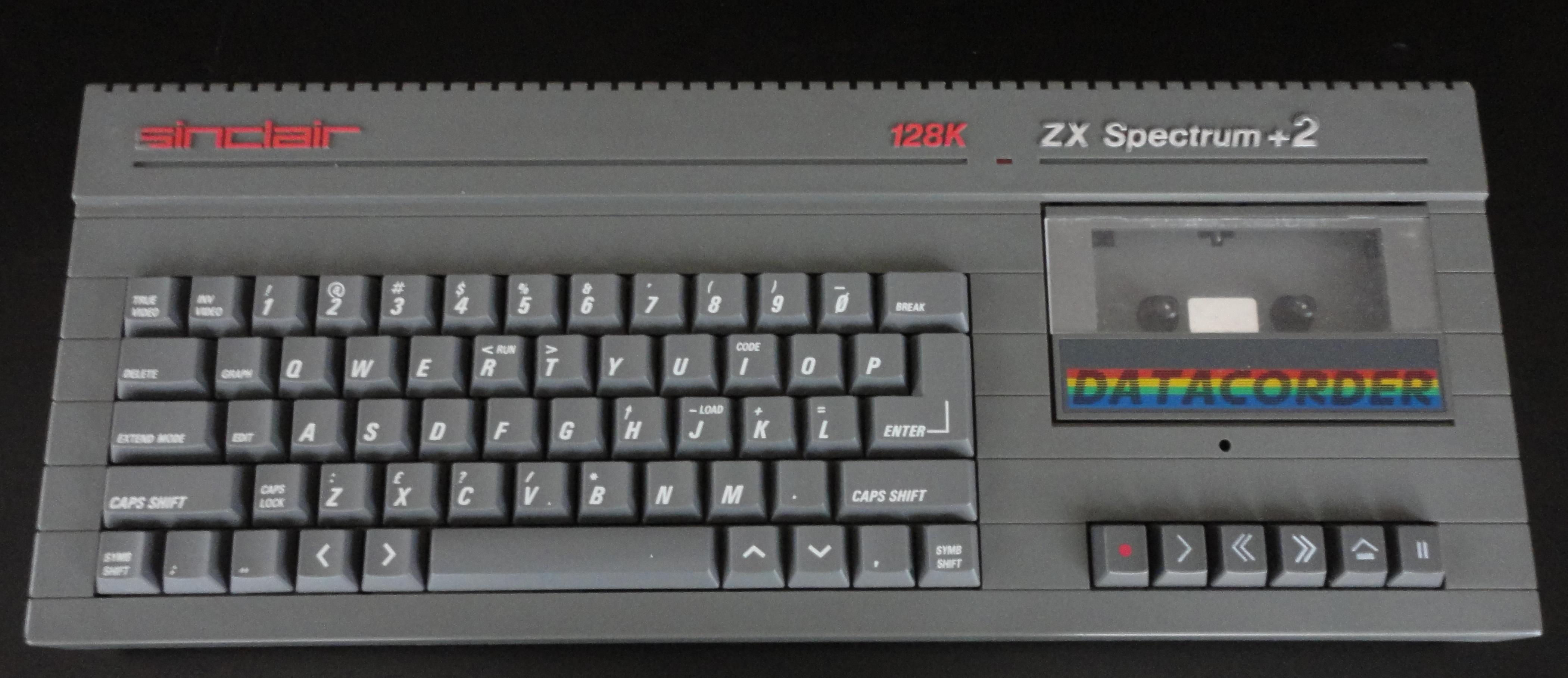 sinclair zx2